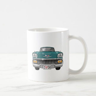 1958 Chevrolet Impala Mugs
