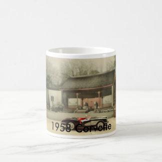 1958 Corvette Convertible Mug