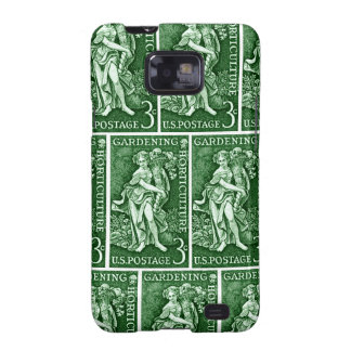 1958 Gardening + Horticulture Stamp Galaxy SII Cases