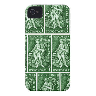 1958 Gardening + Horticulture Stamp iPhone 4 Case-Mate Case