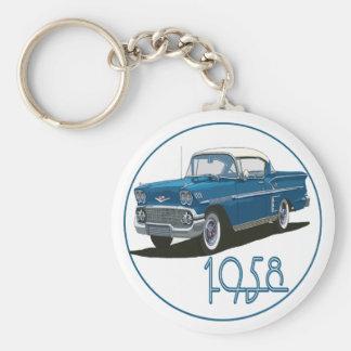 1958 Impala Key Ring