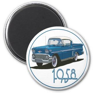 1958 Impala Magnet