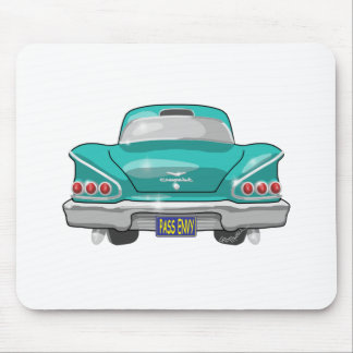 1958 Impala Pass Envy Mouse Pad