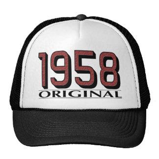 1958 Original Hat