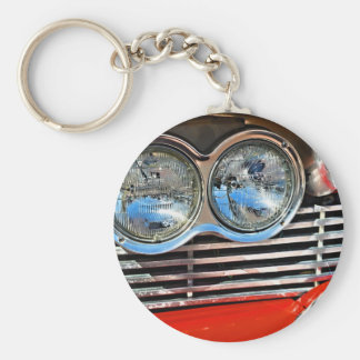 1958 Plymouth Fury Key Ring