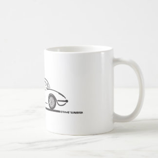 1959 1960 Chevrolet Corvette Hardtop Coffee Mug