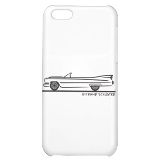 1959 Cadillac Convertible iPhone 5C Covers