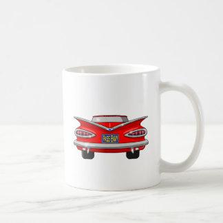 1959 Chevrolet Chevy Impala Pass Envy Coffee Mug