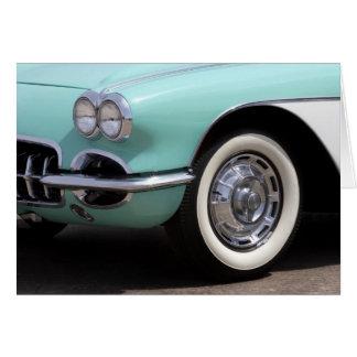 1959 Chevrolet Corvette Greeting Card