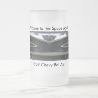 1959 Chevy Bel Air Mugs