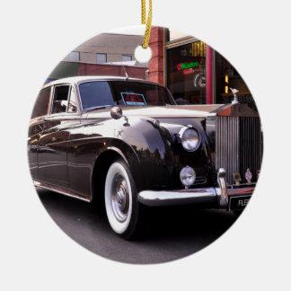 1959 Classic Rolls Royce Christmas Ornament