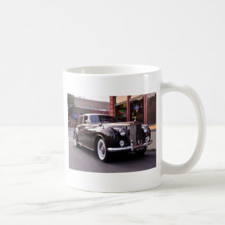 1959 Classic Rolls Royce Classic White Coffee Mug