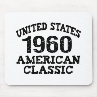 1960 50th Birthday Mousepads