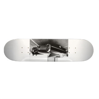 1960 Cadillac 21.3 Cm Mini Skateboard Deck