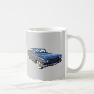 1960 Cadillac Luxury Car Coffee Mug