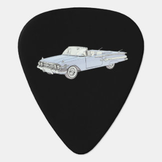 1960 Chevy Impala Plectrum