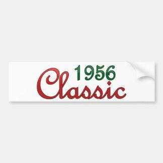 1960 Classic Bumper Sticker