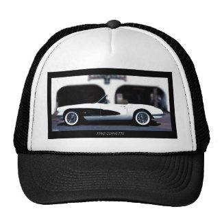 1960 CORVETTE HAT