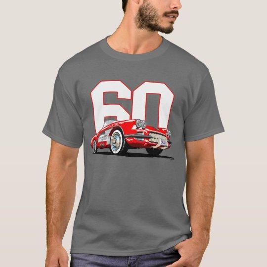 1960 Corvette t-shirt