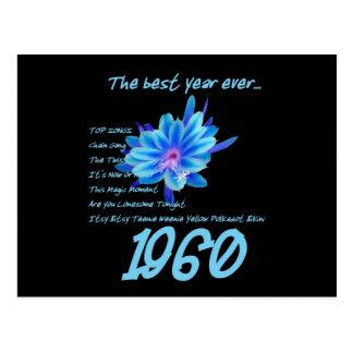 1960 OLDIES Reunion Birthday Anniversary Postcards