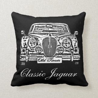 1960s Jaguar MK II Cushion