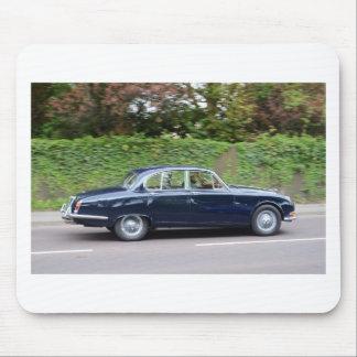 1960s Jaguar S Type Mouse Pad