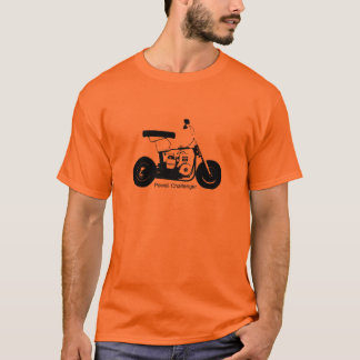1960s Powell Challenger Mini Bike Vintage T T-Shirt