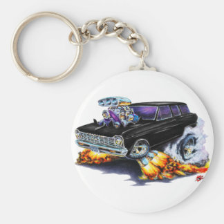 1962-65 Nova Black Wagon Key Ring
