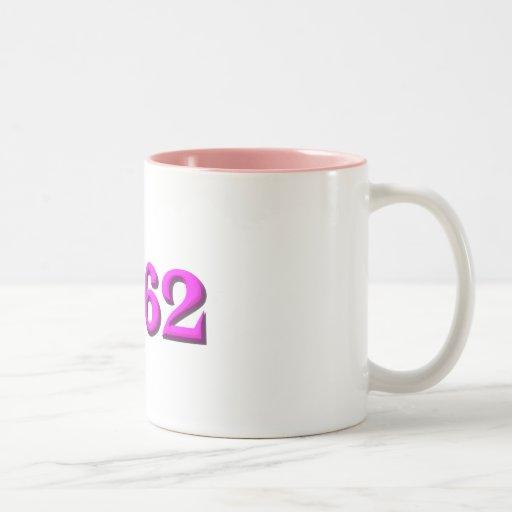 1962 Two-Tone COFFEE MUG