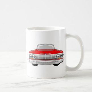 1963 Chevrolet Impala Basic White Mug