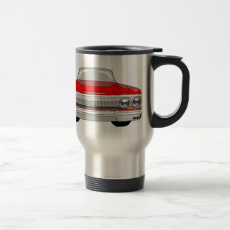 1963 Chevrolet Impala Travel Mug
