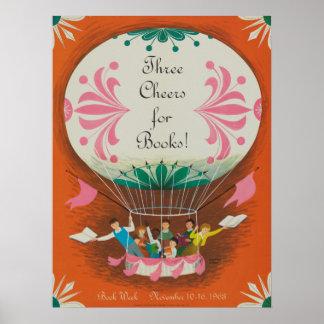 1963 Children's Book Week Poster