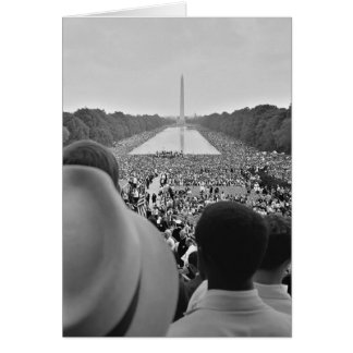 1963 Civil Rights March on Washington D.C. Cards