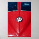 1963 Corvette Sting Ray Poster