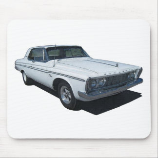 1963 Plymouth Coupe mouse pad