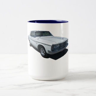 1963 Plymouth hard-top coupe coffee mug
