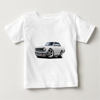 1964-65 Nova White Car T Shirts