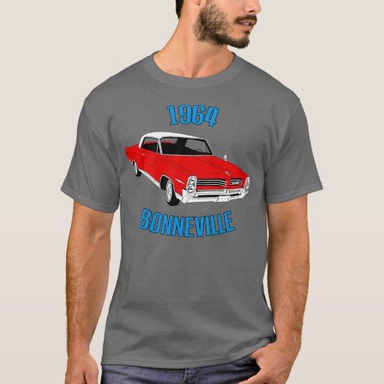 1964 Bonneville (red) T-shirt