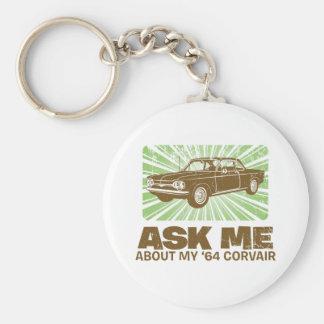 1964 Chevrolet Corvair Key Ring