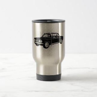 1964 Chevrolet Corvair Travel Mug
