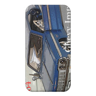 1964, Chevy Impala IPhone 4 hard shell case iPhone 4/4S Cover