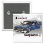 1964 Chevy IMPALA SS Button