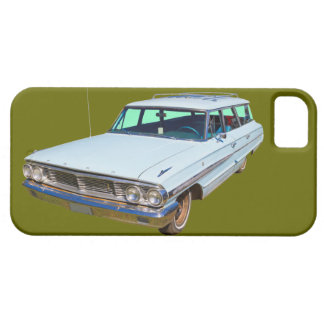 1964 Ford Galaxy Country Sedan Stationwagon iPhone 5 Covers