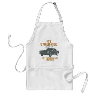 1964 Ford Mustang Fastback Aprons