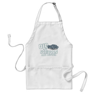 1964 Ford Mustang Fastback Adult Apron