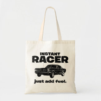 1964 Ford Mustang Fastback Budget Tote Bag