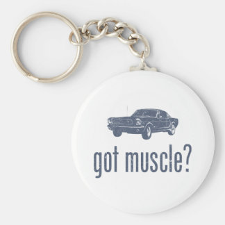 1964 Ford Mustang Fastback Key Chains