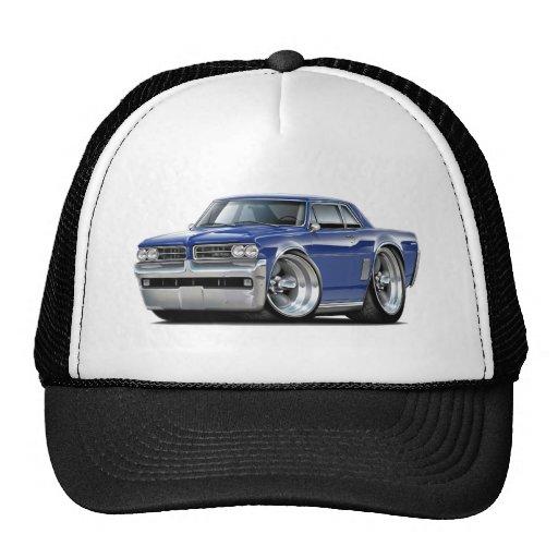1964 GTO Dk Blue Car Trucker Hat