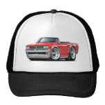 1964 GTO Red Convertible Hat