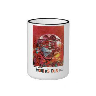 1964 New York World s Fair Coffee Mug